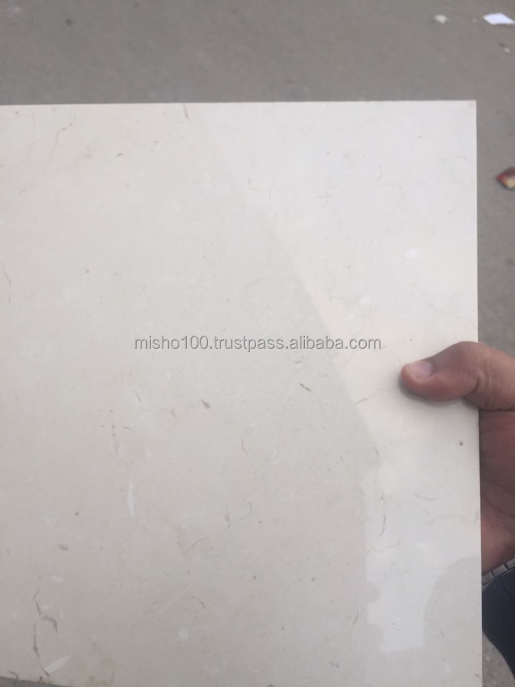 crema white Egyptian Marble