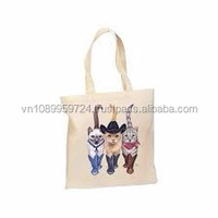 Bags 10OZ Cotton Canvas Shopping