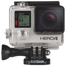 NEW _GoProHD HERO+ 4 Go Pro HD_HERO 4 4K -30FPS Action- Camcorder -BLACK edition- 12MP -Camera remote