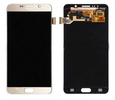 mobile phone lcd for note 5 LCD complete