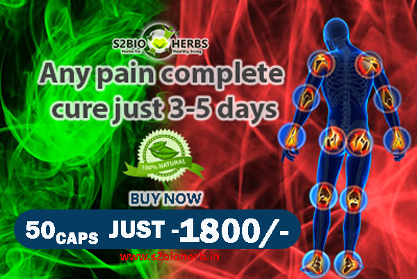 PAIN RELIEF CAPSULES/100% HERBAL/NO SIDE EFFECTS/ANTIAGING PRODUCT/WhatsApp - 09655206070
