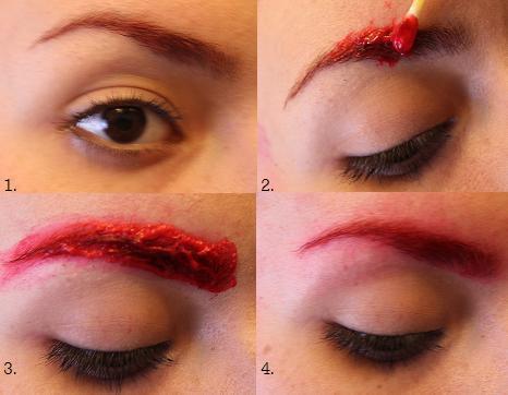 Eyebrow dye kit in india – World novelties makeup 2017