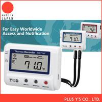 Wireless LAN, USB data logger wifi temperature sensor Made in Japan
