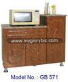 Buffet Cabinet For Kitchen, MDF Kitchen Furniture, Small Kitchen Design