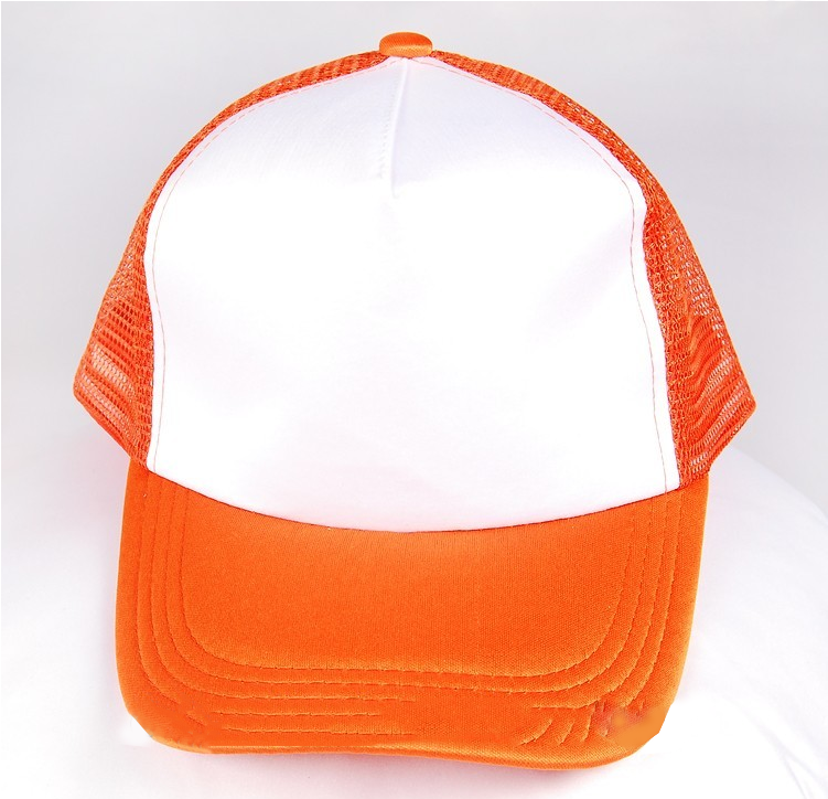 Blank cap for sublimation printing