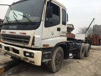 USED ISUZU MIXER 81K FOR SALE IN SHANGHAI,Good Condition Used Trailer Head