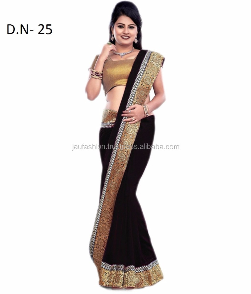 Designer stylish party wear saree in indian /indian festival clothing exclusive designer saree online