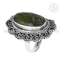 Awesome 925 Silver Jewelry Wholesale Ring Online Indian Silver Jewelry Ring Supplier 925 Sterling