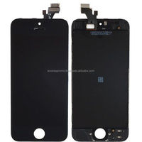 assembly lcd for iphone 5 lcd screen ,mobile replacement lcd