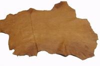 Italian VEGETABLR TAN Lambskin leather skins hides NATURAL FINISH - ALL COLORS