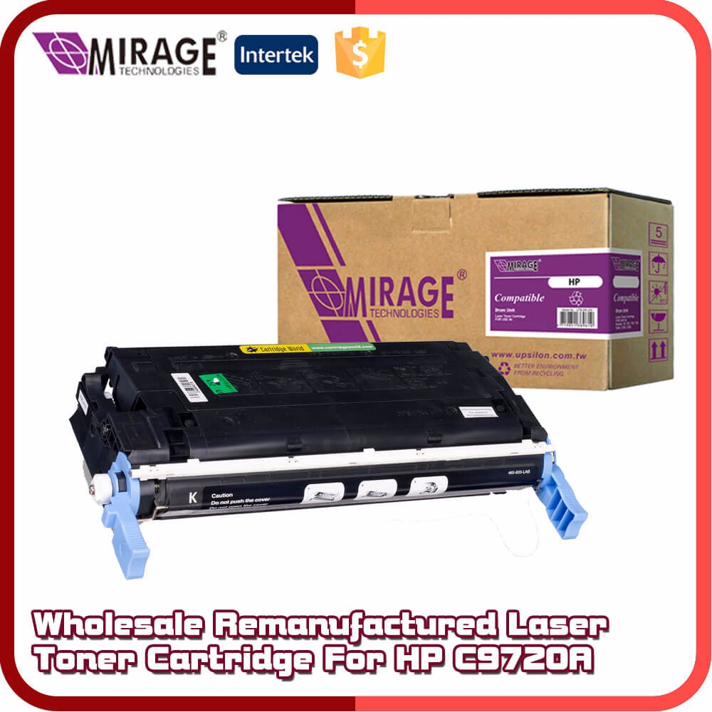 Wholesale Remanufactured Laser C9720A Toner Cartridge For HP