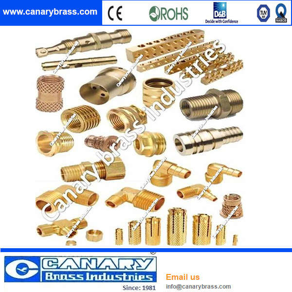 High Precision auto parts brass parts,auto parts