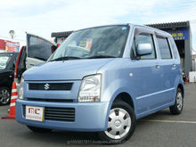 Right hand drive and Reasonable japan autos used cars wagonR FX 2005 with Good Condition