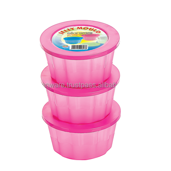 Jelly Cup (3 Pcs Pack)
