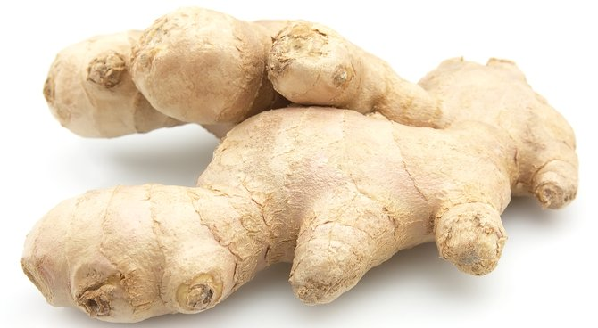 Fresh and Dried Ginger from Burkina Faso