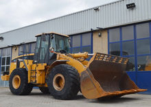 CAT wheel loader 966G, made in Japan Caterpillar wheel Loader 966G, 0086 1502651876