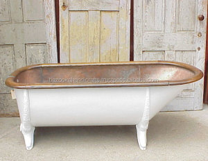 Bath Tub, Bathroom Tub, Copper Bath Tub,