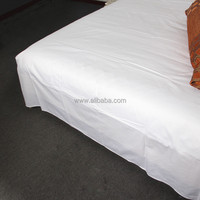 WEISDIN best selling 100% cotton sateen hotel bed sheets linen