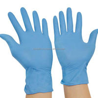Disposable Examination NITRILE LATEX GLOVES Powder