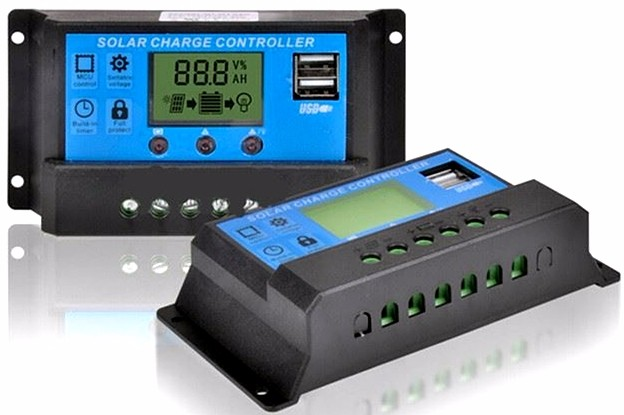 Economic PWM Solar Charge Controller Manual intelligent solar battery charge controller