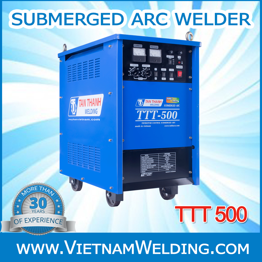 Vietnam Submerged ARC Welding Machine - TTT500