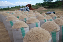 Raw Rice Bran For Animal Feed