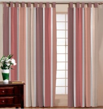 Decorative curtains for doors / Fancy living room curtains / Snap eyelet for curtains