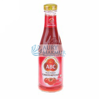 ABC Tomato Ketchup Glass Bottle 335ml