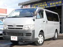 Good looking and japanese toyota hiace van for sale with Good Condition HIACE LONG DX 2006