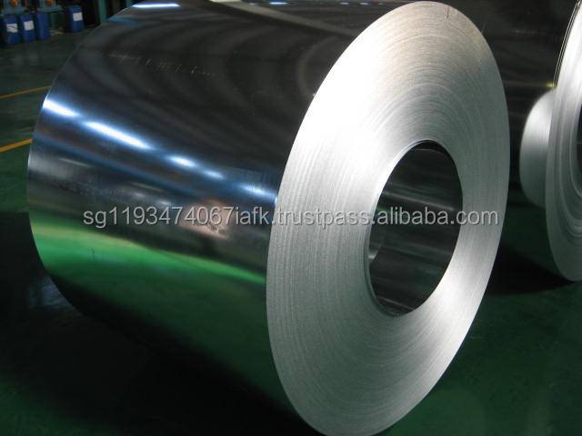 CRC/Cold rolled galvanized steel sheets/coils/plates/SPCC supplier