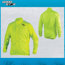 GS Men Cycling Rain Jacket Windproof Running Coat Men Bike Showerproof Jacket
