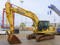Used hydraulic excavator komatsu PC210 PC210-7 PC210-8 price/parts for sale!