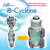 Simple and High-performance cycolne water filter Koganei iB-Cyclone for compressed air