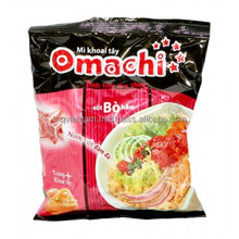 [THQ VIETNAM ] OMACHI POTATO INSTANT NOODLES STEWED BEEF FLAVOR 80 g*30packs