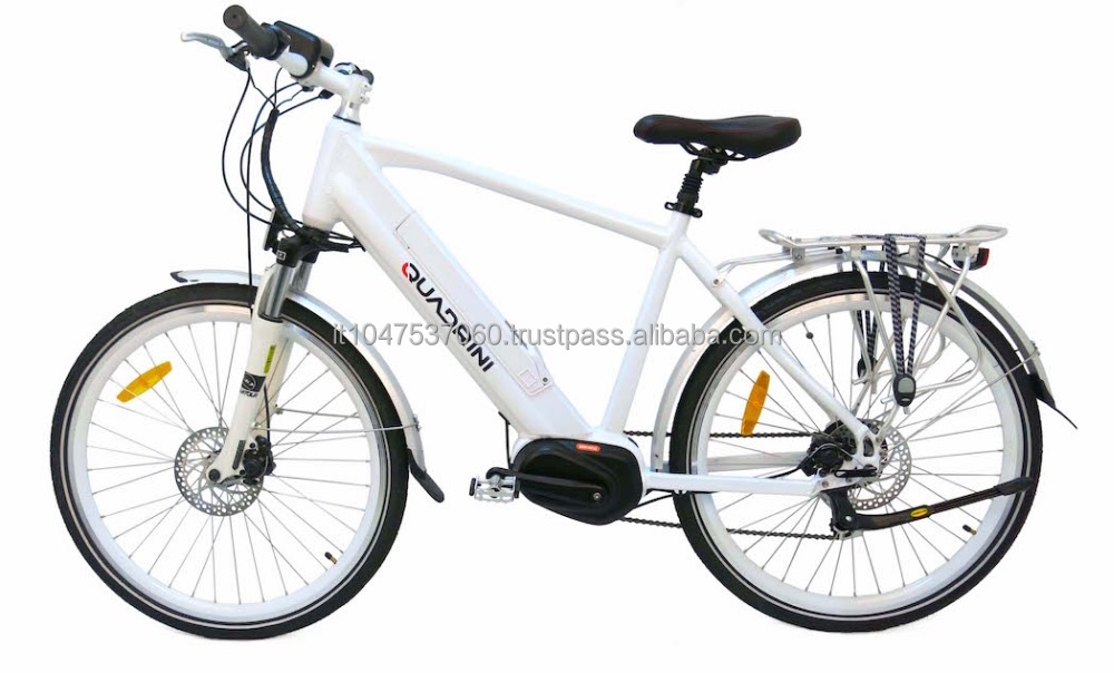 Central Motor CE Approval Man Electric Bike (TDB08Z)