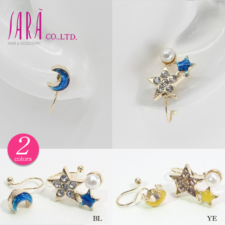 Hot-selling and Popular fast moving item earring for everyday clothes , other accessory also available