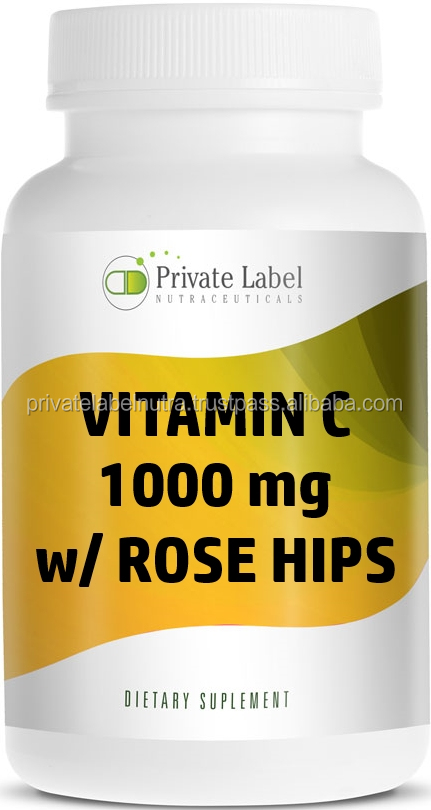PREMIUM QUALITY Dietary Supplement ( Tablets ) VITAMIN C ROSEHIPS 1000mg