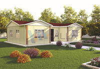 Single-storey Prefabricated House VP518