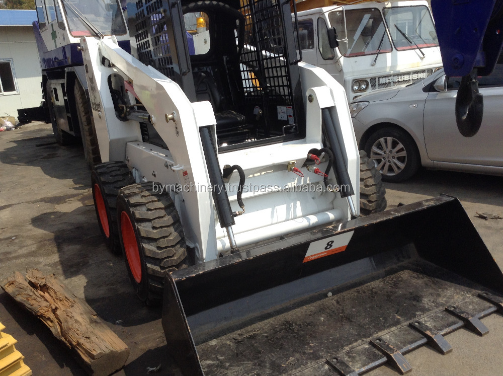 USED BOBCAT LOADE S150 SKID STEERS FOR SALE