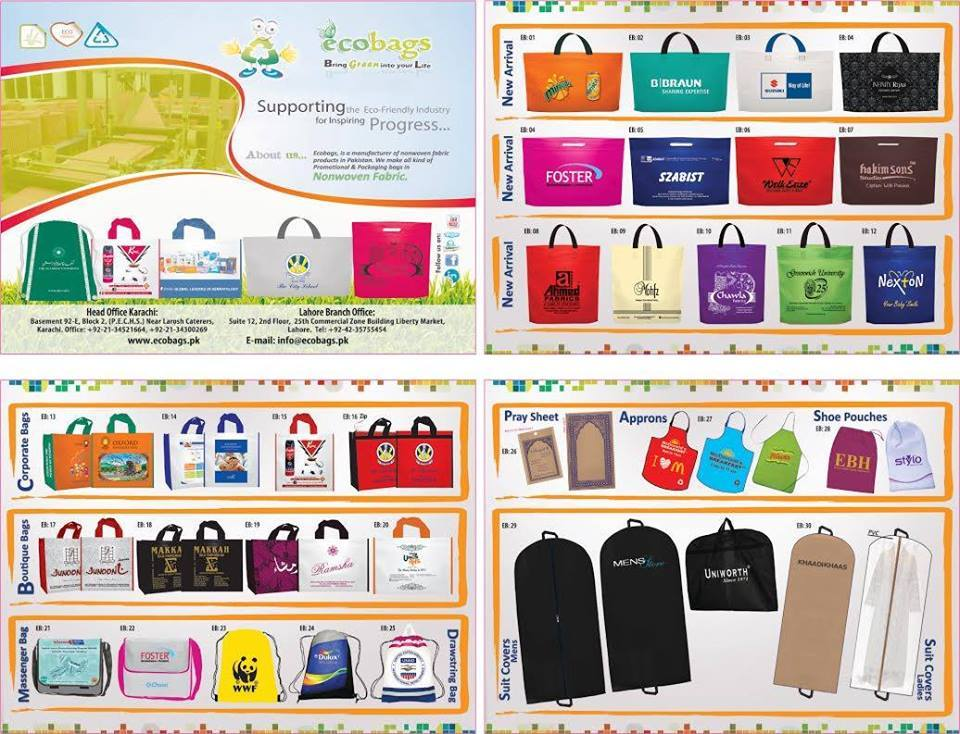 Customized Eco Friendly Bags