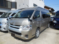 B/NEW VAN - TOYOTA HIACE COMMUTER SUPER LONG GL TURBO (RHD 8090250)
