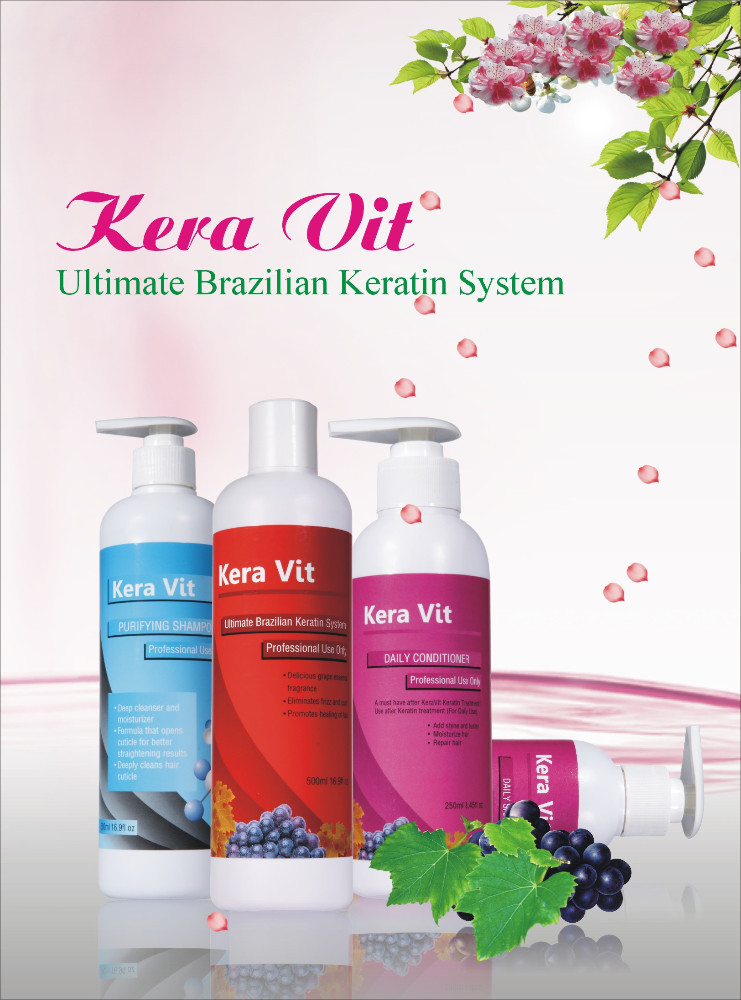 New hot products for 2015 collagen keratin hair treatment price