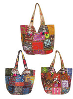 Wholesale lots Patchwork Hippie Tribal Indian Ethnic Discover Unique Bohemian patchwork Banjara bag