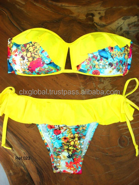 Stunning Brazilian Fashion Bikinis - Sexy Style Produced in Brazil - Luxury Best Quality - Completely Customizable