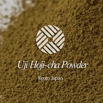 delicious and new products uji hojicha powder with A Japanese confectionery maker uses.