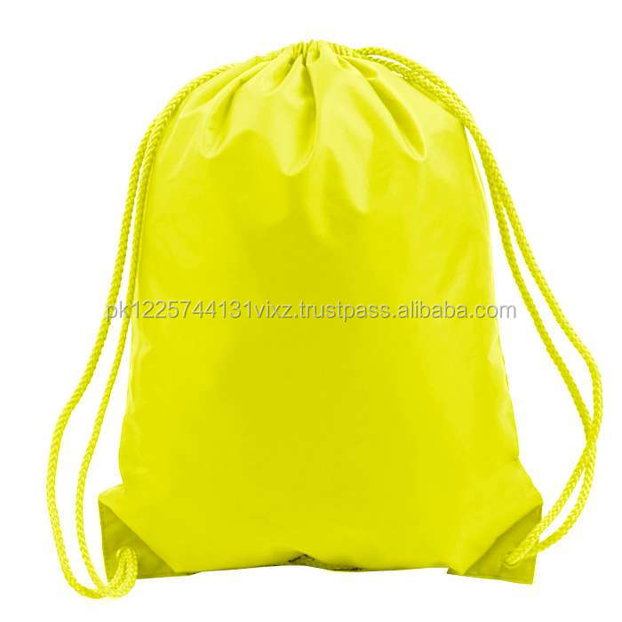 8 years of manufacturer of heavy duty organic cotton string shopping bags