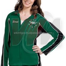 Dark Green Cheerleading Jackets, High Quality Cheerleading Jackets, Cheap Cheerleading Jackets