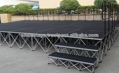 Portable stage platform,quick stage equipment,used portable stage for sale