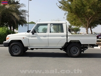 2016 TOYOTA LAND CRUISER PICKUP 4.2L DOUBLE CAB 4WD 5MT DIESEL