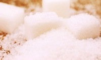 Refined white beet sugar